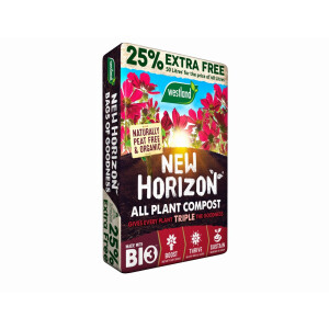 New Horizon 40 Peat Free and Organic 50L
