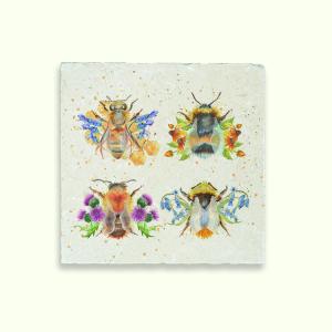 British Bees Platter Medium