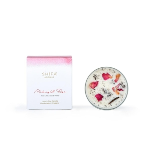 Shifa Candle Midnight Rose