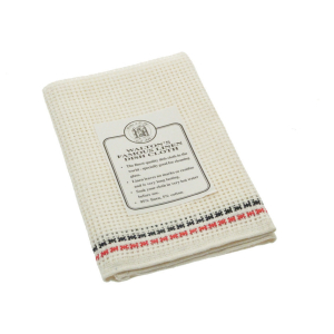Traditional Linen Mesh Dishcloth