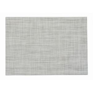 Rectangular Placemat Grey Chambray