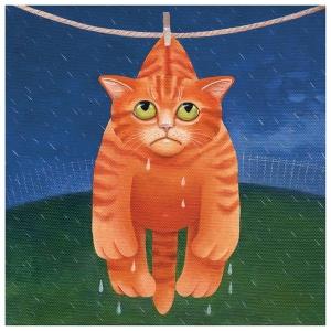 Drying In The Rain