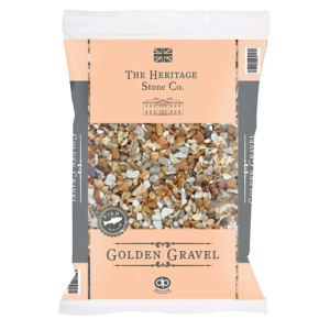 Heritage Golden Gravel 10mm