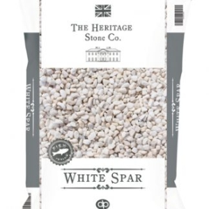 Heritage White Spar 14mm