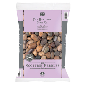 Heritage Scottish Pebbles 20 To 30mm