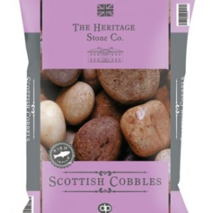 Heritage Scottish Cobbles 50 To 75mm
