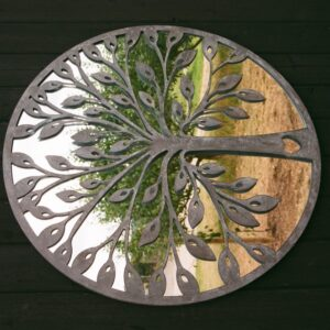 Large Tree Of Life Mirror