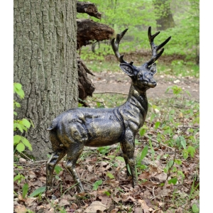 Small Standing Stag