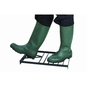 Boot Scraper With Boot Pull