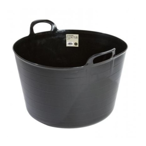Builders Flexi Tub Black