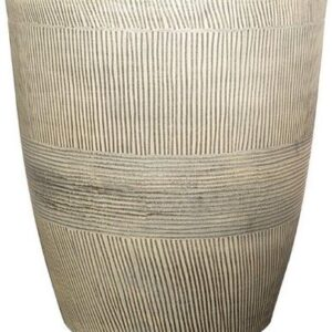 Sand Thatched Planter 14