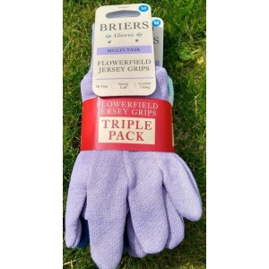 Flower Fields Jersey Grip Triple Pack
