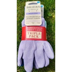 Flower Fields Jersey Grip Triple Pack