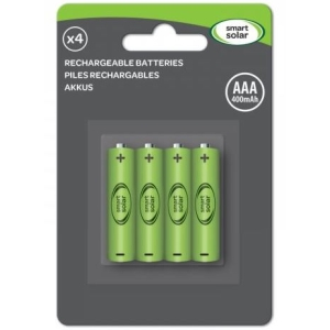 AAA Rechargeable Batteries 4 pack