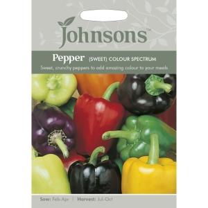 Pepper Sweet Colour Spectrum JAZ