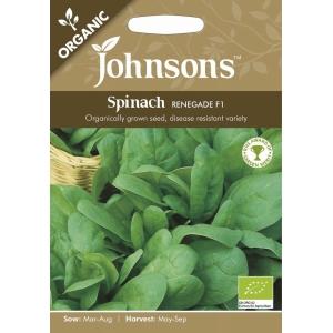 Spinach Renegade F1 ORG JAZ
