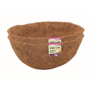 Value Twinpack Coco Basket Liners 12″