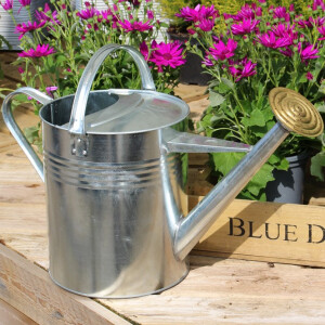 Growers Galvanised Watering Can 9 Litre