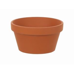 Spang Terracotta Half Pot 18cm