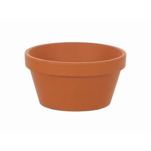 Spang Terracotta Half Pot 20cm