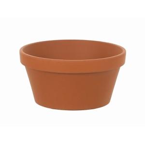 Spang Terracotta Half Pot 22cm