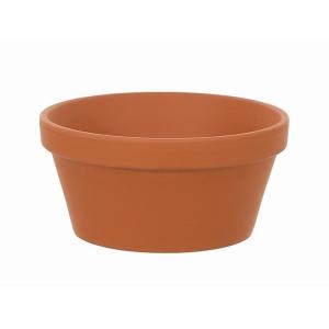 Spang Terracotta Half Pot 26Cm