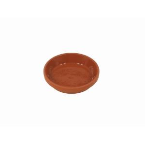 Spang Glazed Terracotta Saucer 13cm