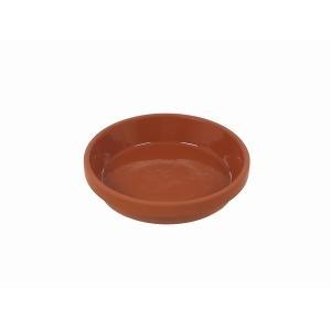Spang Glazed Terracotta Saucer 18cm