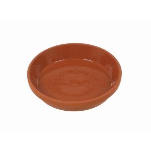 Spang Glazed Terracotta Saucer 22cm
