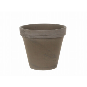 Spang Chocolate Terracotta Pot 22cm