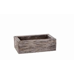 Driftwood Trough 42x24x13cm