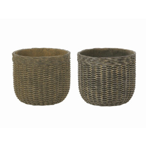 Weave Cylinder 19Cm