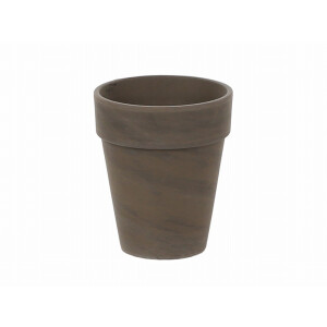 Spang Chocolate Terracotta Long Tom 12cm