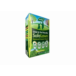 Safe Lawn Spreader Box