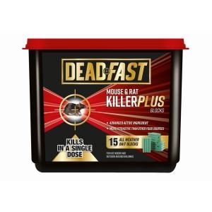 Df Mouse + Rat Killer Plus 15 Block