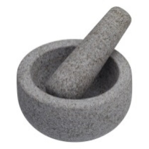 Granite Pestle and Mortar