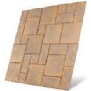 S2D Chalice Paving Kit Honey Brown 5.76M2