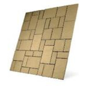S2D Cathedral Paving Kit Barley 7.29M2