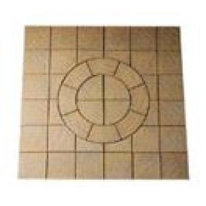 S2D Chalice Circle Kit Honey Brown 2.7m2