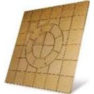 S2D Chalice Circle Kit Mellow Gold 2.7m2