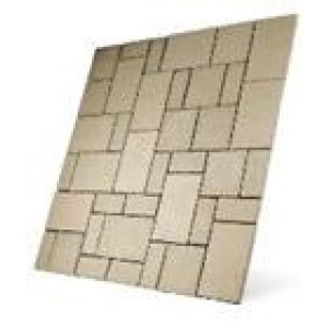 S2D Cathedral Paving Kit York 7.29M2