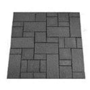 Cloister Paving Kit Weathered Slate 5.20M2