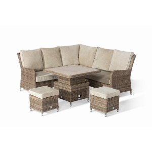 Montreal Mini Corner Dining Set