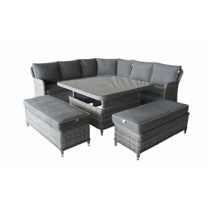 Atlanta Corner Dining Set
