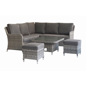 Atlanta Mini Corner Dining Set