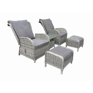 Atlanta 5 Piece Bistro Set
