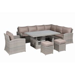 Bermuda Luxury Corner Dining Set