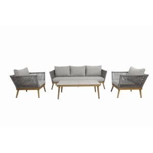 Corsica 4Pc Lounge Set