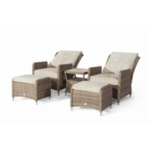 Montreal 5 Piece Bistro Set