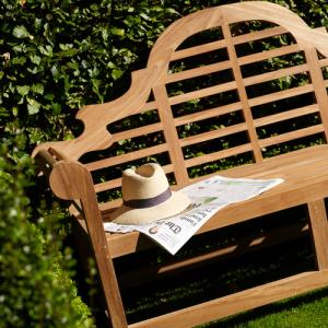 Java Lutyens Garden Bench
